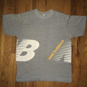 True Vintage New Balance tshirt 1970s